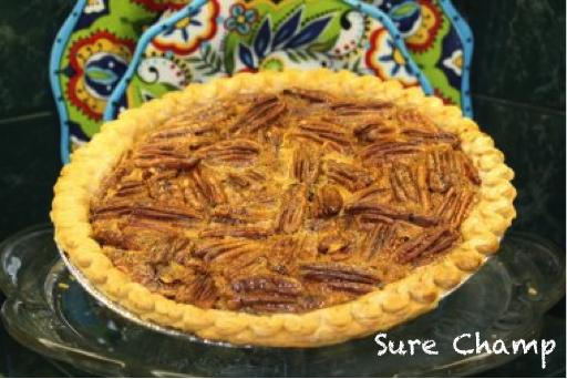Grannys Pecan Pie