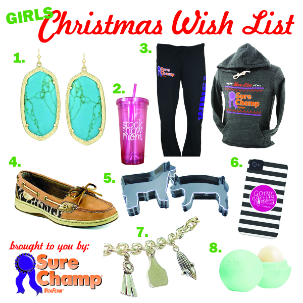 stock show christmas wish list for girls - Christmas Ideas For Girls