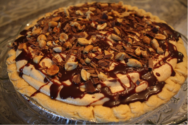 The Ranch Kitchen Peanut Butter Pie
