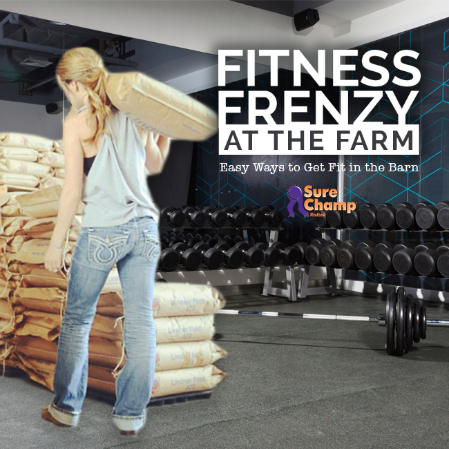 Get Fit in the Barn