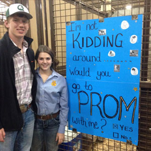 Shaun Tune: I surprised my girlfriend at OYE, it was a success!