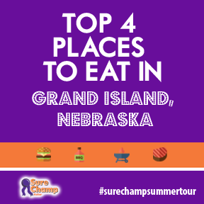 Top 4 Places to Eat in Grand Island NE