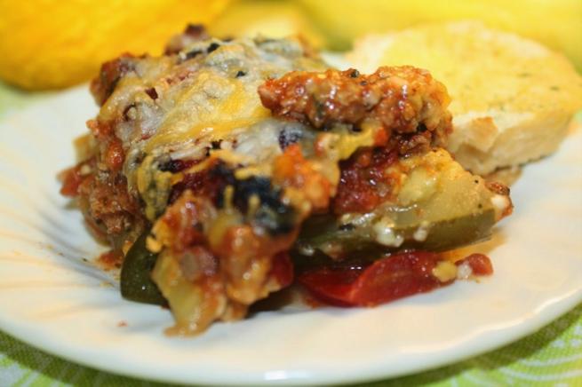 ranch kitchen vegetable lasagna