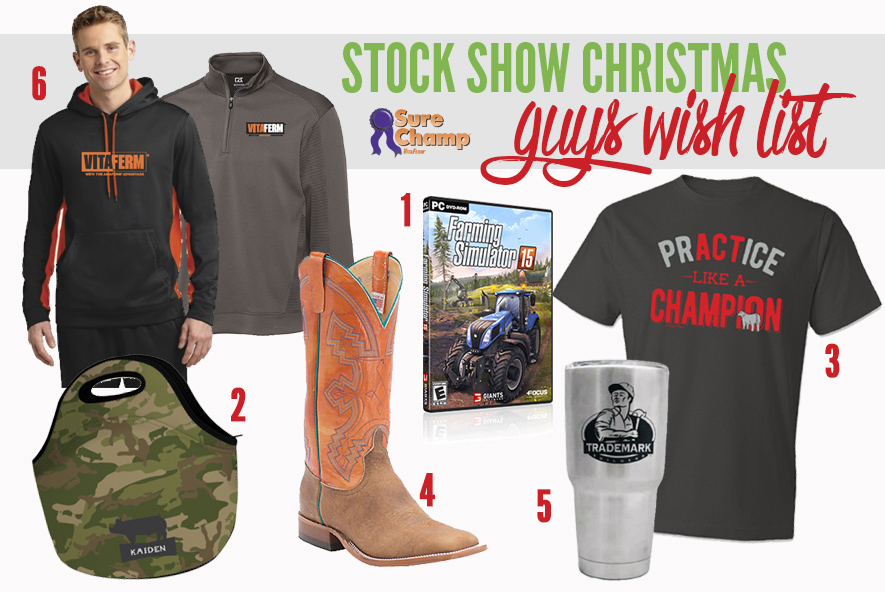 Agriculture Christmas Wish List