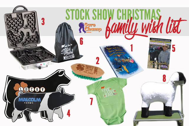 Family Stock Show Christmas Wish List