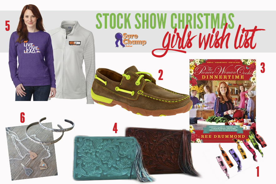 Stock Stock Christmas Wish List