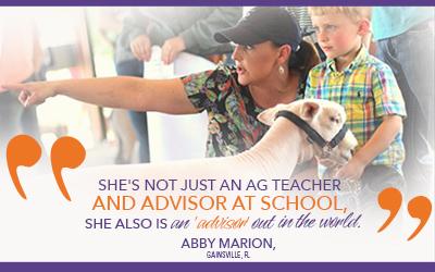 Abby Marion